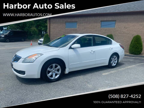 2009 Nissan Altima for sale at Harbor Auto Sales in Hyannis MA