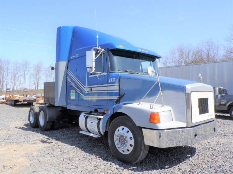 1997 Volvo WI64TTES for sale at Recovery Team USA in Slatington PA