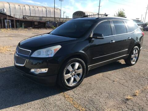 2009 Chevrolet Traverse for sale at Eddie's Auto Sales in Jeffersonville IN