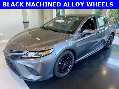 2020 Toyota Camry for sale at Ron's Automotive in Manchester MD