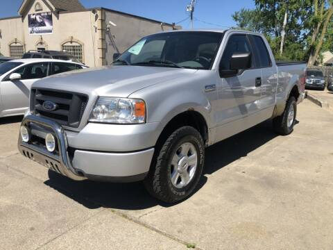 2005 Ford F-150 for sale at T & G / Auto4wholesale in Parma OH