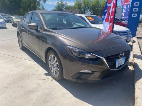2014 Mazda MAZDA3 for sale at Allstate Auto Sales in Twin Falls ID
