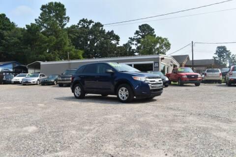 2012 Ford Edge for sale at Barrett Auto Sales in North Augusta SC