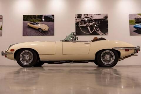 1969 Jaguar E-Type for sale at Classic Car Deals in Cadillac MI