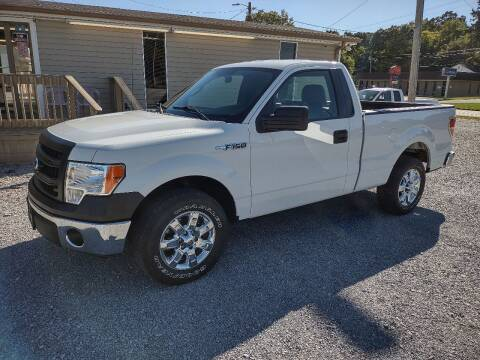 2014 Ford F-150 for sale at Wholesale Auto Inc in Athens TN