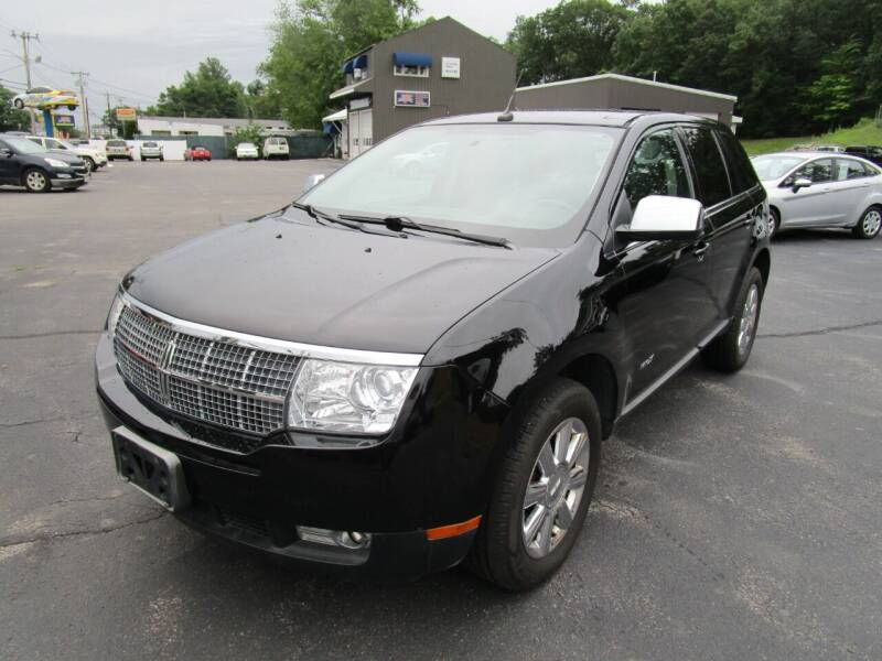 2007 Lincoln MKX for sale at Route 12 Auto Sales in Leominster MA