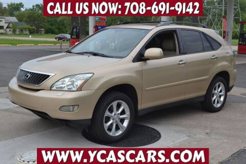 2009 Lexus RX 350 for sale at Your Choice Autos - Crestwood in Crestwood IL