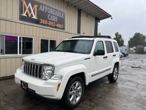 2010 Jeep Liberty for sale at M & A Affordable Cars in Vancouver WA