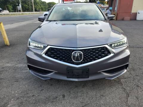 2019 Acura TLX for sale at OFIER AUTO SALES in Freeport NY