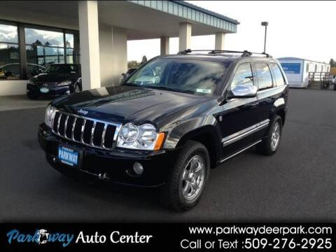 2006 Jeep Grand Cherokee for sale at PARKWAY AUTO CENTER AND RV in Deer Park WA