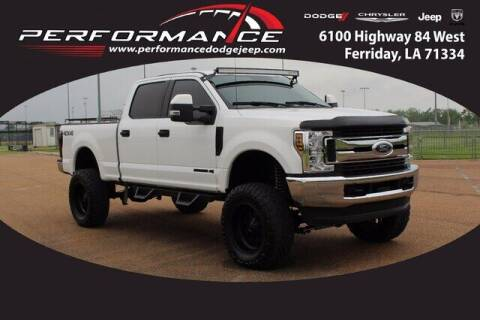 2018 Ford F-250 Super Duty for sale at Auto Group South - Performance Dodge Chrysler Jeep in Ferriday LA