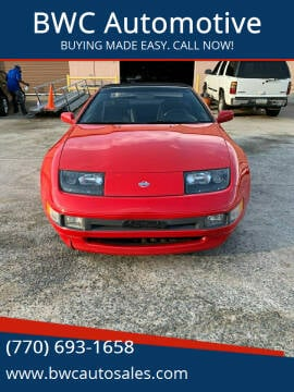 1993 Nissan 300ZX for sale at BWC Automotive in Kennesaw GA