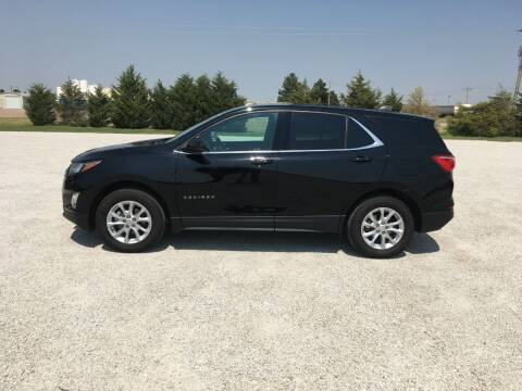 2019 Chevrolet Equinox for sale at B K Auto Inc. in Scott City KS