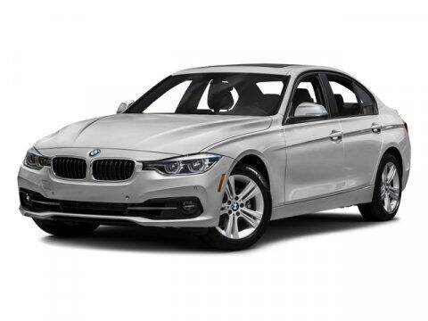 2016 BMW 3 Series for sale at NYC Motorcars in Freeport NY