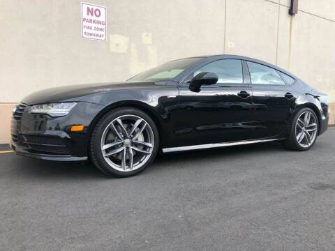 2016 Audi A7 for sale at International Auto Sales in Hasbrouck Heights NJ