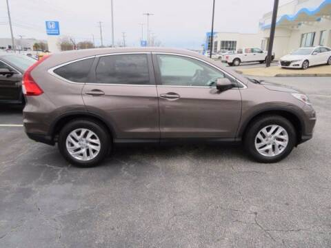 2016 Honda CR-V for sale at DICK BROOKS PRE-OWNED in Lyman SC