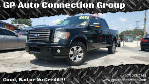 2011 Ford F-150 for sale at GP Auto Connection Group in Haines City FL