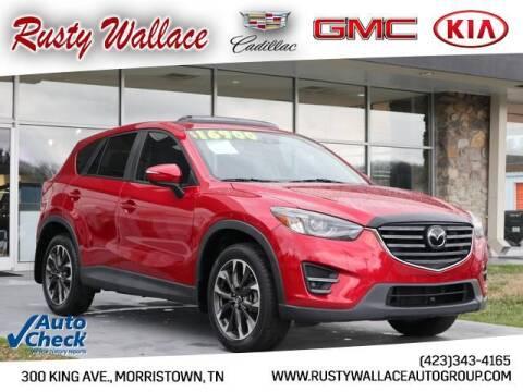 2016 Mazda CX-5 for sale at RUSTY WALLACE CADILLAC GMC KIA in Morristown TN