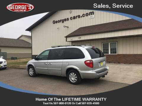 2006 Chrysler Town and Country for sale at GEORGE'S CARS.COM INC in Waseca MN