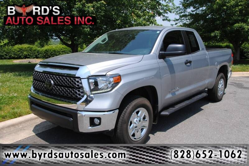 2018 Toyota Tundra for sale at Byrds Auto Sales in Marion NC
