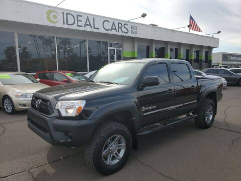 2014 Toyota Tacoma for sale at Ideal Cars Broadway in Mesa AZ