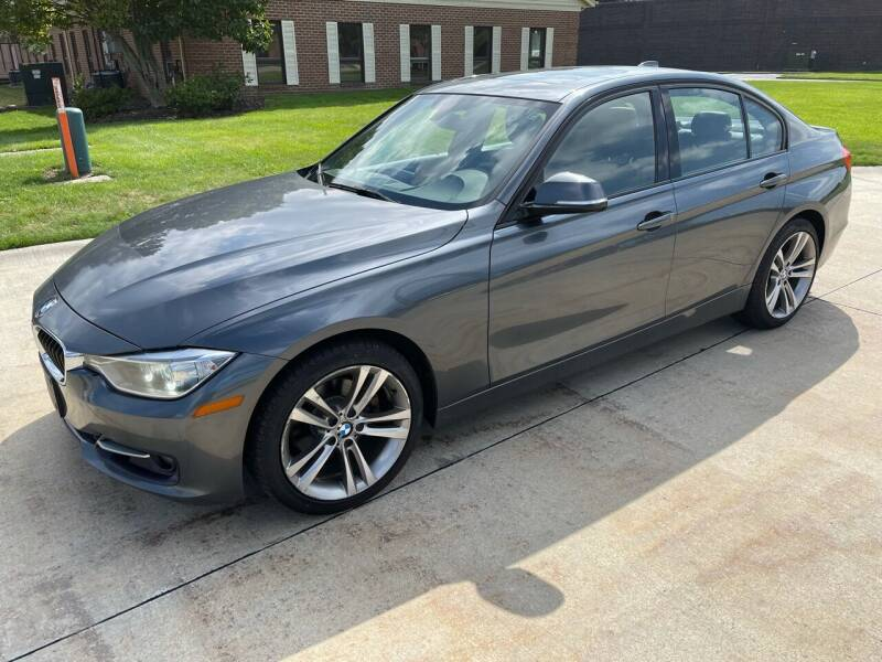 2013 BMW 3 Series for sale at Renaissance Auto Network in Warrensville Heights OH