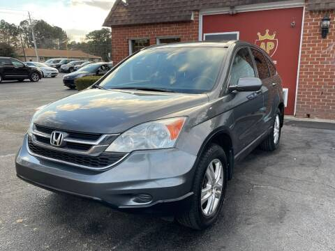 2011 Honda CR-V for sale at AP Automotive in Cary NC