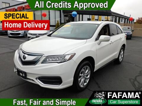 2017 Acura RDX for sale at FAFAMA AUTO SALES Inc in Milford MA