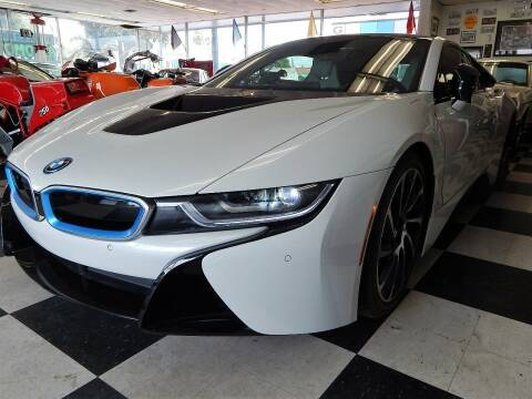 2015 BMW i8 for sale at Milpas Motors Auto Gallery in Ventura CA