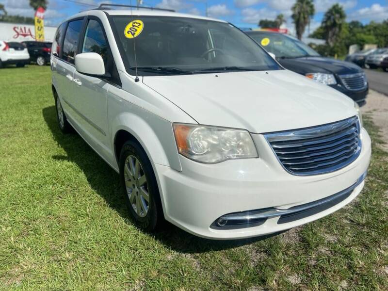 2013 Chrysler Town and Country for sale at Unique Motor Sport Sales in Kissimmee FL