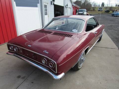 1965 Chevrolet Corvair for sale at Whitmore Motors in Ashland OH