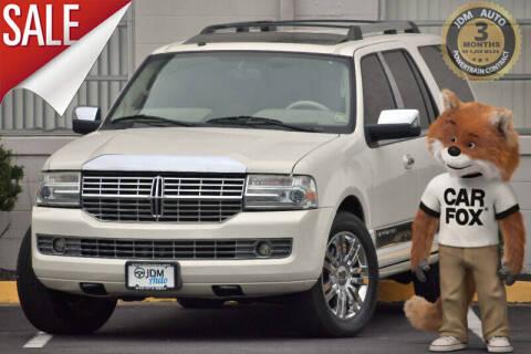 2007 Lincoln Navigator for sale at JDM Auto in Fredericksburg VA
