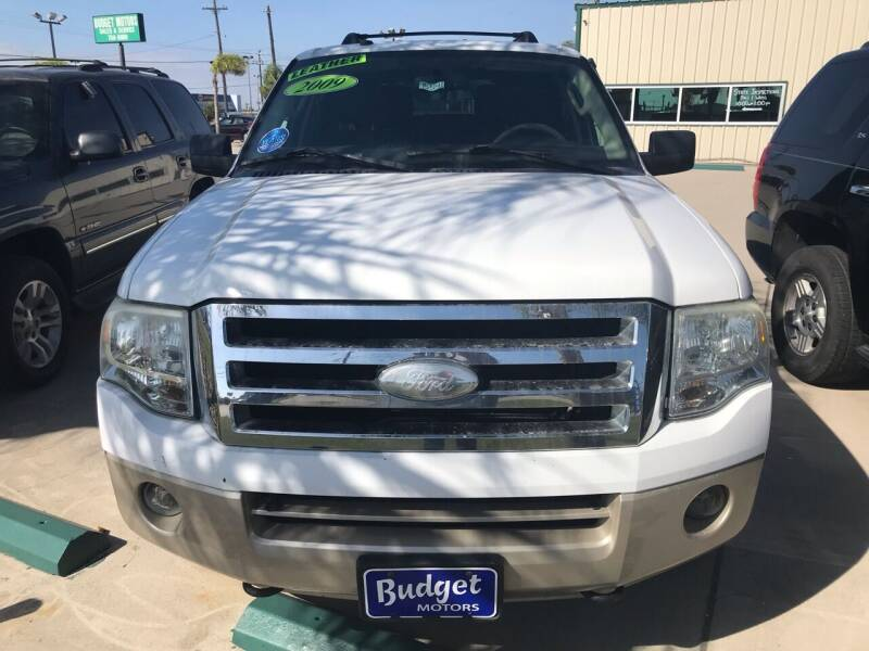 2009 Ford Expedition for sale at Budget Motors in Aransas Pass TX