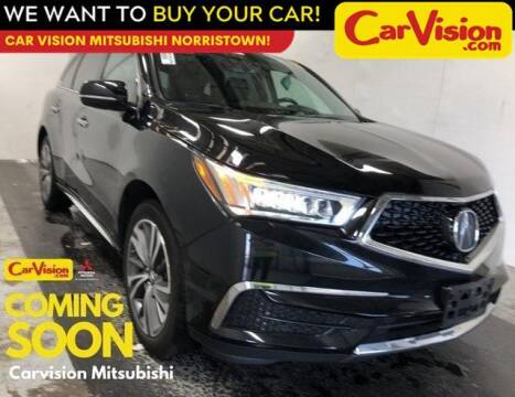 2019 Acura MDX for sale at Car Vision Mitsubishi Norristown in Norristown PA