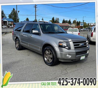 2009 Ford Expedition EL for sale at Corn Motors in Everett WA