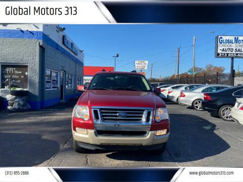 2008 Ford Explorer for sale at Global Motors 313 in Detroit MI