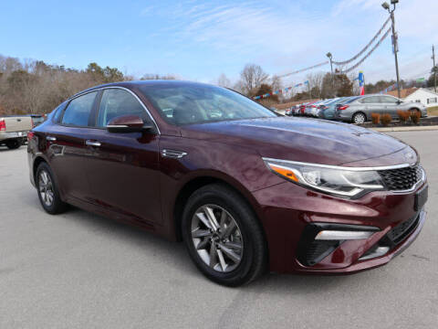 2020 Kia Optima for sale at Viles Automotive in Knoxville TN