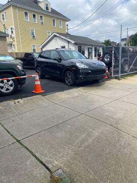 2014 Porsche Cayenne for sale at Enzo Auto Sales in New Bedford MA