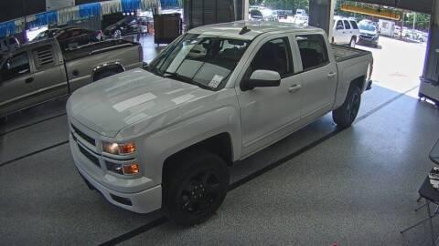 2015 Chevrolet Silverado 1500 for sale at Smart Chevrolet in Madison NC