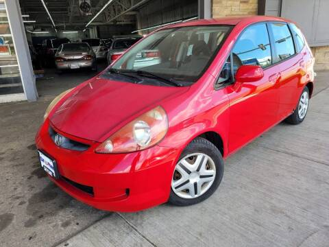 2008 Honda Fit for sale at Car Planet Inc. in Milwaukee WI