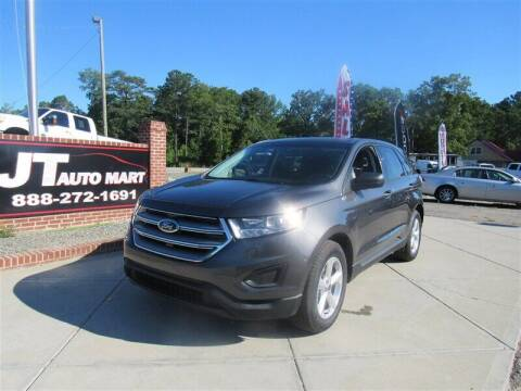 2016 Ford Edge for sale at J T Auto Group in Sanford NC