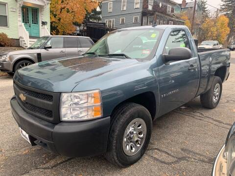 2008 Chevrolet Silverado 1500 for sale at Amherst Street Auto in Manchester NH