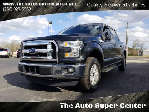 2015 Ford F-150 for sale at The Auto Super Center in Centre AL