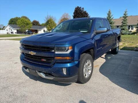 2016 Chevrolet Silverado 1500 for sale at Meyer Motors in Plymouth WI