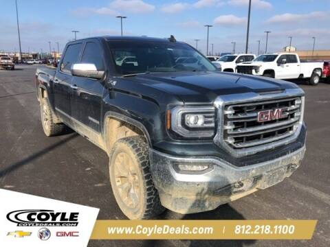 2018 GMC Sierra 1500 for sale at COYLE GM - COYLE NISSAN - New Inventory in Clarksville IN