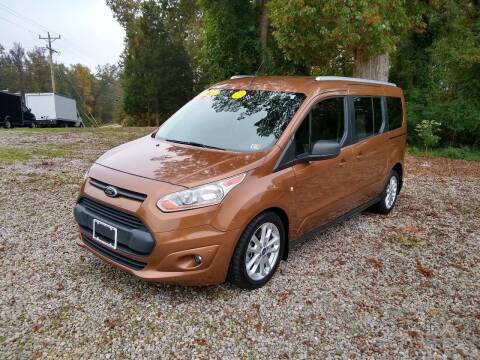 2014 Ford Transit Connect Wagon for sale at James River Motorsports Inc. in Chester VA