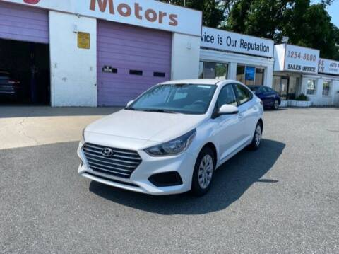 2020 Hyundai Accent for sale at Bay Motors Inc in Baltimore MD