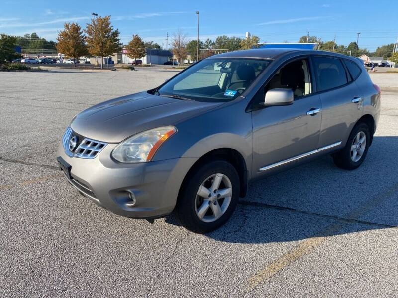 2013 Nissan Rogue for sale at TKP Auto Sales in Eastlake OH