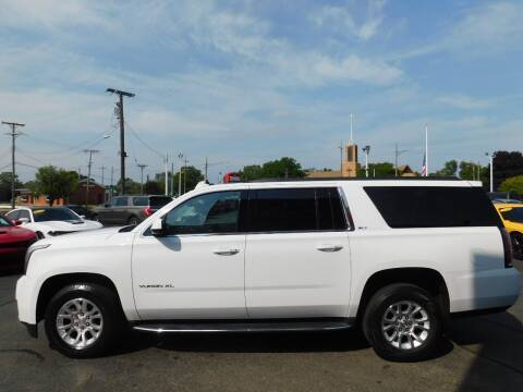 2017 GMC Yukon XL for sale at Twins Auto Sales Inc Redford 1 in Redford MI