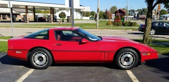1984 Chevrolet Corvette for sale at Cool Car Guys in Janesville WI